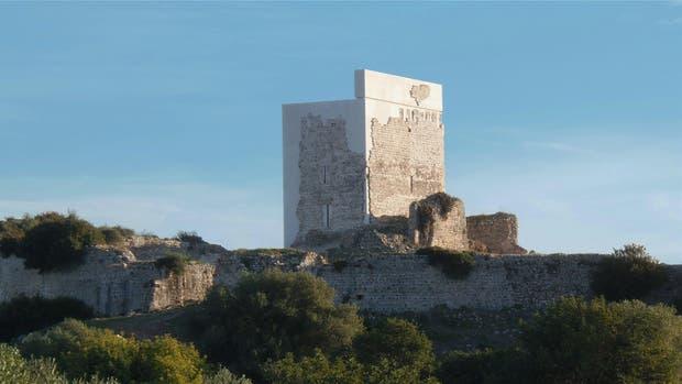 El castillo de Matrera después de su restauración