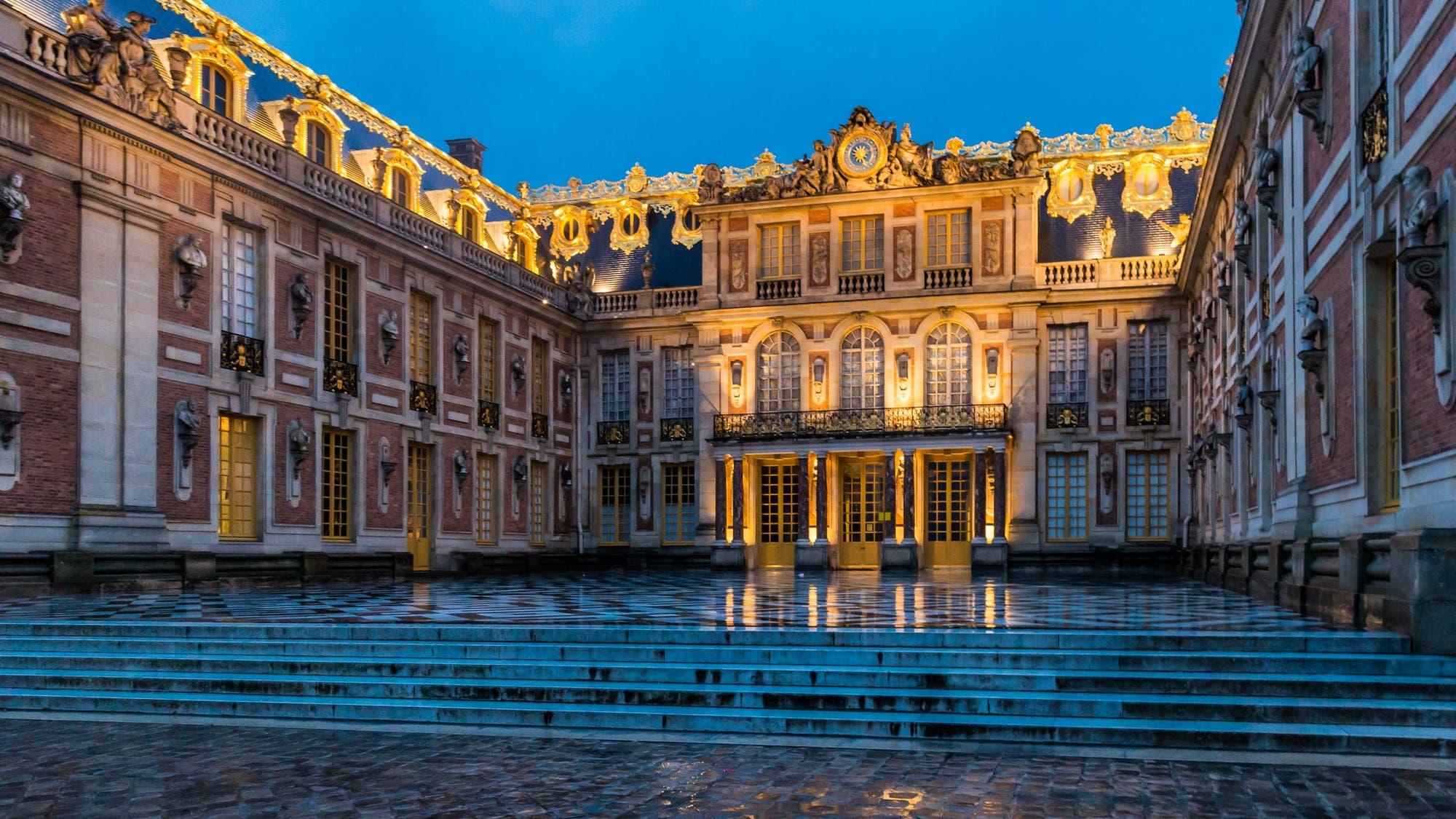 Versalles, el lugar donde se materializa un concepto invisible: el poder