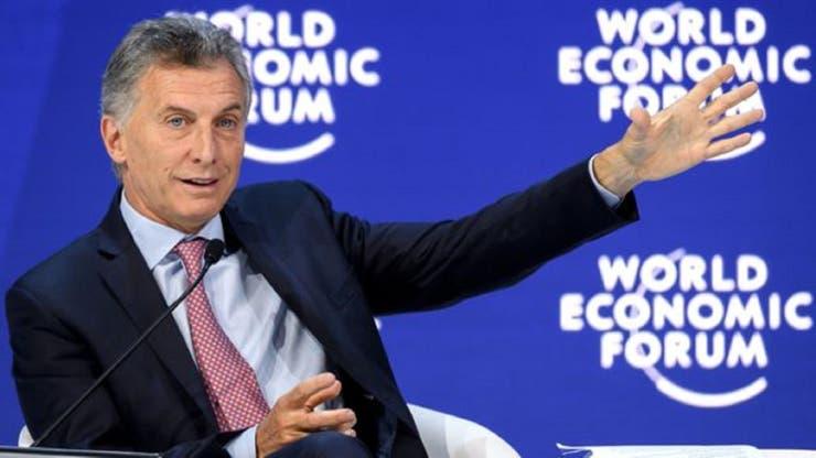 Macri promueve una reapertura de la economía argentina con la fórmula de Occidente. En Davos, esta semana, se reunió con importantes empresarios y líderes.