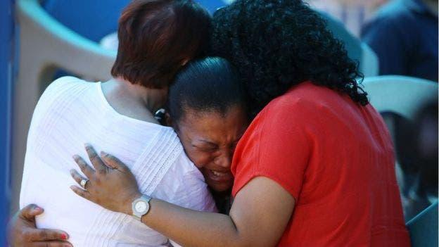 Los sobrevivientes de la masacre se reunieron el jueves para un homenaje a los que perdieron la vida en el tiroteo