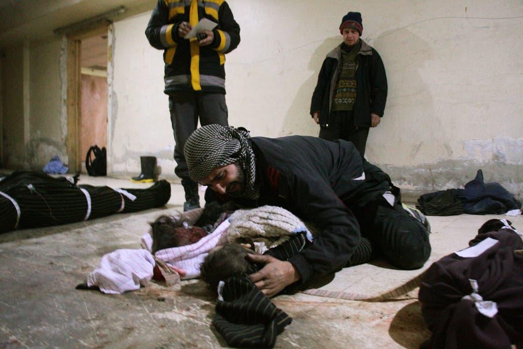 Nuevos ataques sobre Guta Oriental, mueren tres personas más — Siria