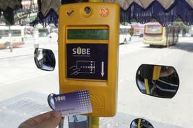 La tarjeta SUBE, ahora cuesta 10 pesos