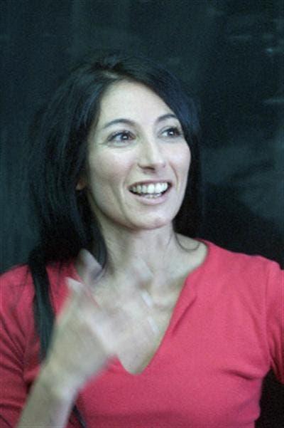 La doctora Verónica Becher, investigadora del Conicet en el Departamento de Ciencias de la Computación de la Facultad de Ciencias Exactas de la UBA
