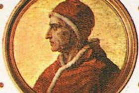 El papa Gregorio XII renunció en medio de un cisma en la Iglesia Católica