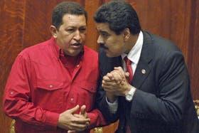 Maduro heredó el plan de gobierno de Chávez