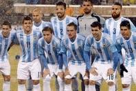 La Argentina se mantiene en el primer lugar del ránking de la FIFA
