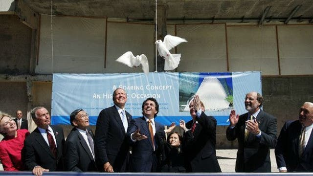 El ambiente era muy diferente cuando el proyecto fue lanzado, en septiembre de 2005.