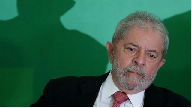 Lula es uno de los principales acusados en el caso conocido como Petrolao