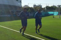 Gustavo Bou quedó descartado para el Racing-Independiente del domingo