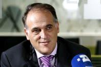 La mirada europea: lo que Tebas, presidente de la Liga de España, les explicó a los dirigentes argentinos