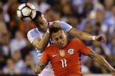 Funes Mori, que podría ir a Río, le gana a Vargas
