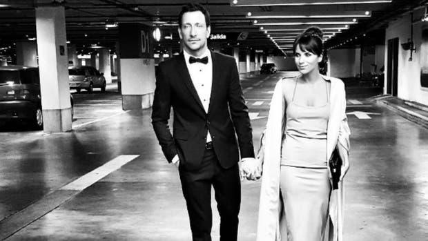 Nico Vázquez y Gimena Accardi oficializarán su amor