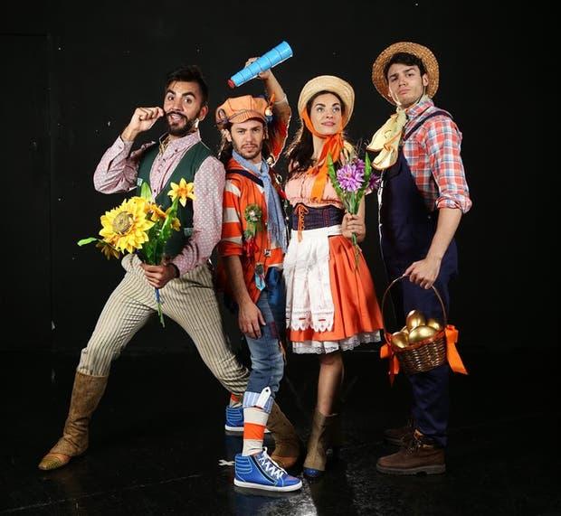 Robredo Ortiz, Masturini, Benítez y Pérez Cortés