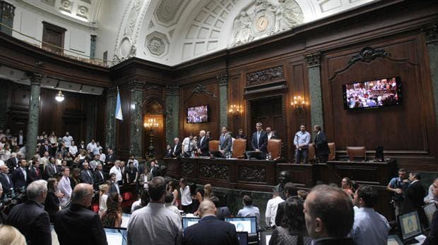 """Aprobaron la """"tribuna popular"""" para que los vecinos participen de las sesiones en la Legislatura porteña"""