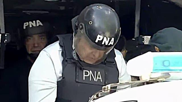El Pata Medina fue detenido esta semana