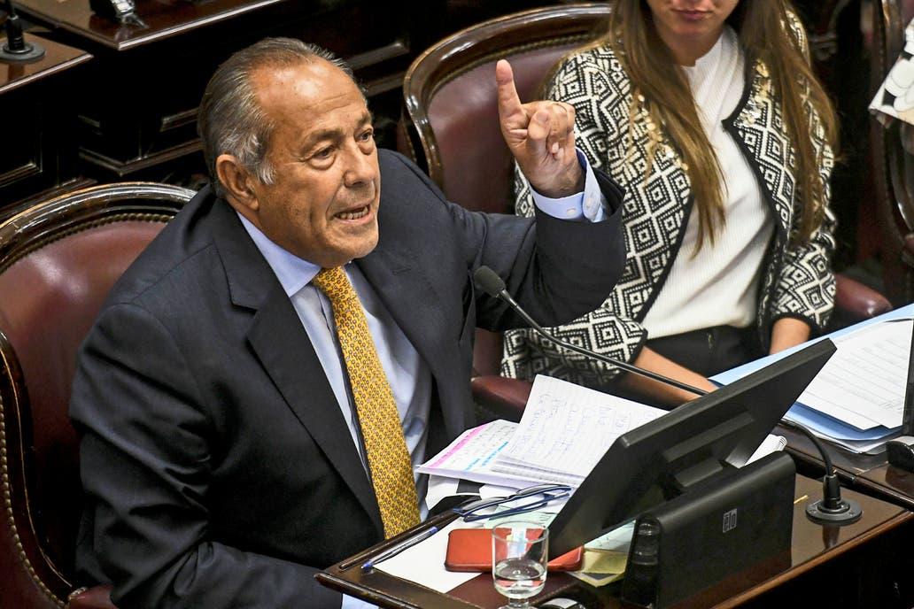 Adolfo Rodríguez Saá dejó el Interbloque Federal y profundiza su rol opositor