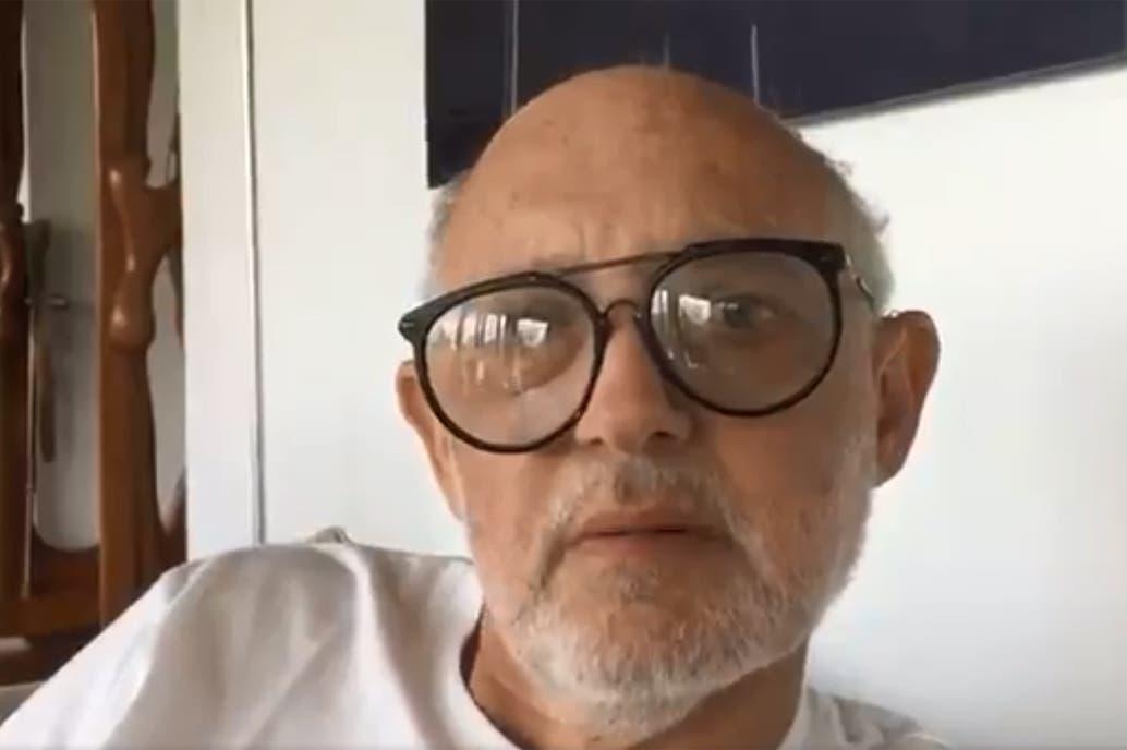 Le grabó un video a Zannini — Reapareció Timerman