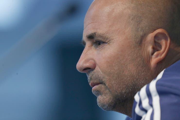 Messi, ausente en el primer entrenamiento en Madrid
