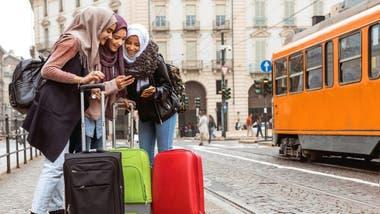 Living abroad increases self-esteem.