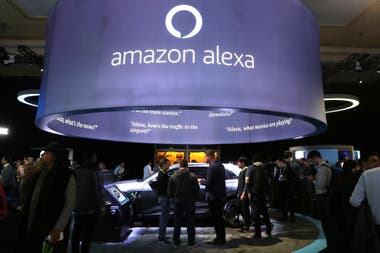 With Alexa, Amazon also visited the CES fair in the universe of devices and services in Las Vegas