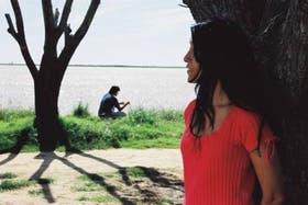 Mónica Lairana, protagonista de una película infrecuente