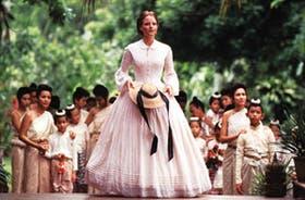 """Jodie Foster se pone en la piel de la institutriz inglesa que hizo famosa Deborah Kerr en """"El rey y yo"""", el clásico con Yul Brynner"""