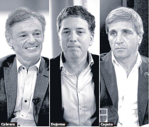 Cabrera, Dujovne y Caputo