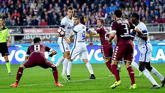Inter no pudo y empató con Torino