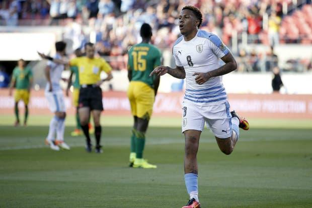Uruguay-Jamaica: la Celeste se despidió con una goleada por 3-0