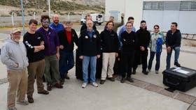 La delegación de astrónomos está integrada por 40 científicos de la NASA y 20 de la Conae