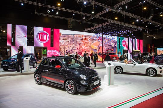 Fiat 500.