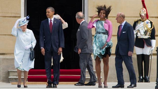 En marzo de 2011 recibió al presidente de EE.UU Barack Obama y a su mujer, Michelle Obama