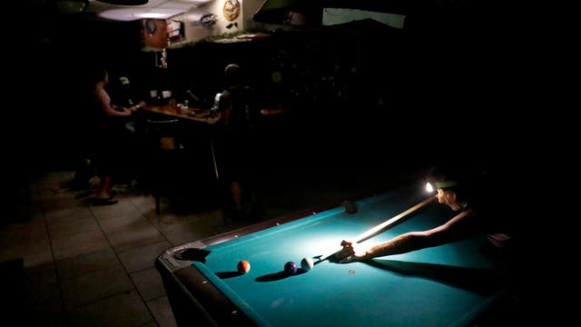 Florida, a oscuras: tras los destrozos provocados por Irma, más de 12 millones de personas están sin luz