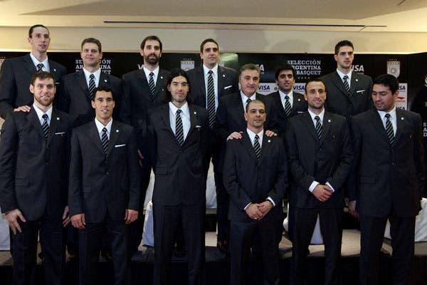 El equipo argentino, rumbo a Londres