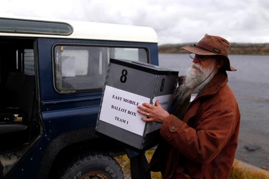 Los habitantes decidirán si quieren seguir siendo británicos. Foto: Reuters
