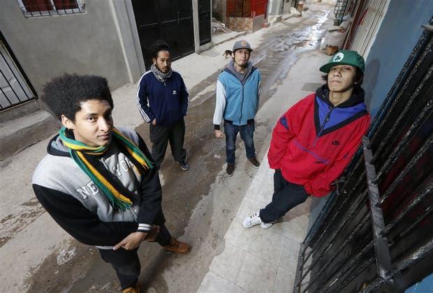 Mc Junco, César Villanueva, Teo Guzmán y Aarom Manrique forman parte de la tendencia