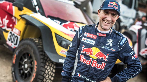 Rally Dakar 2018: Nani Roma protagonizó un dramático vuelco en las dunas