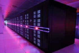 Una vista de la supercomputadora china Tianhe-2, la más rápida del mundo según el ranking Top 500