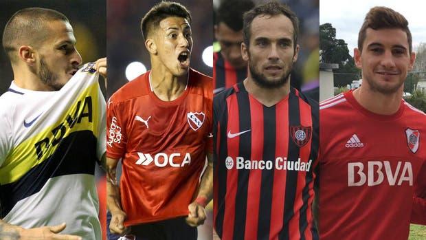Centurión hizo fútbol y será titular contra Independiente