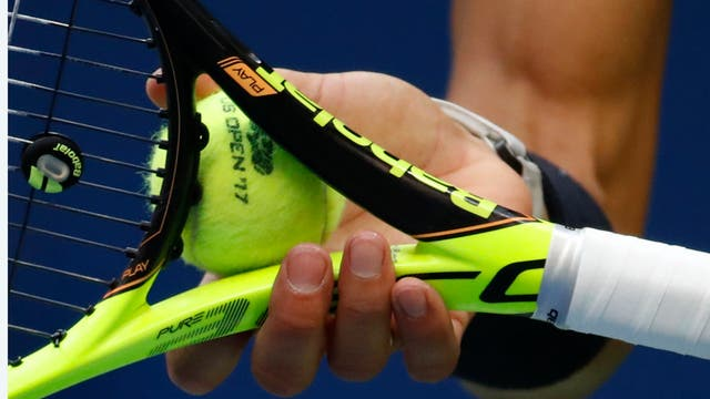 En imagenes, ceremonia, personajes, jugadas y los detalles del ultimo Grand Slam del año. Foto: AP