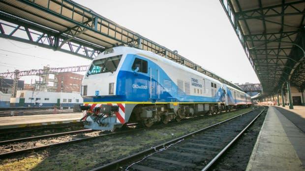 Se vendieron más de 40 mil pasajes de tren durante las vacaciones de invierno