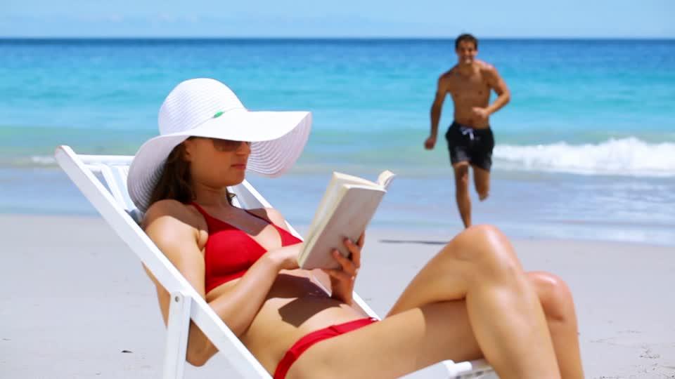 Literatura más caliente que el sol GazaFramepool & RightSmith Stock Footage
