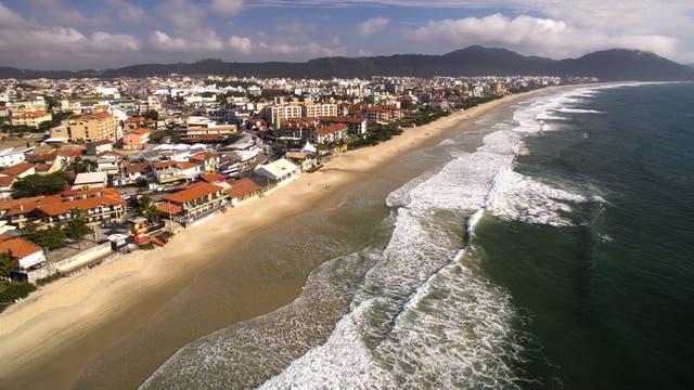 La Playa de los Ingleses, una de las preferidas por los argentinos