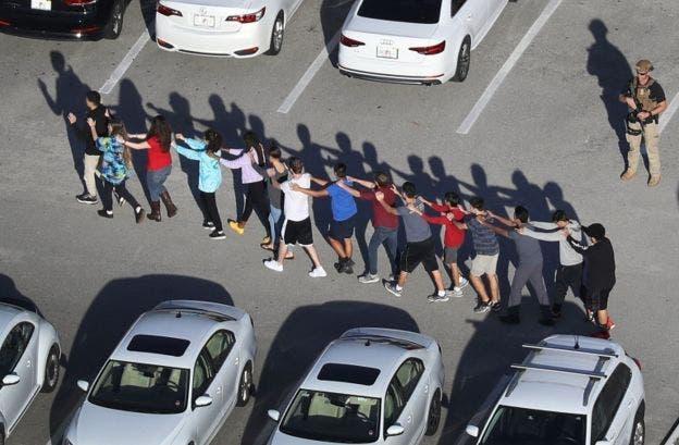 Los protocolos de seguridad fallaron durante el tiroteo del jueves