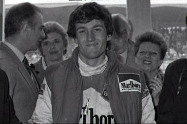 Andrea de Cesaris, un clásico de la F1 en los años ochenta