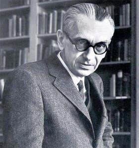Kurt Gödel, una mente brillante