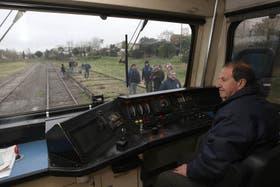 El tren no llegará a Uruguay