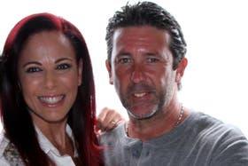 Iliana y Rossi, cuando el escándalo no había estallado