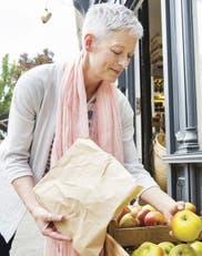 La dieta de la menopausia