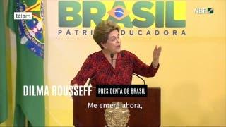 Anulan el juicio político a Dilma Rouseff